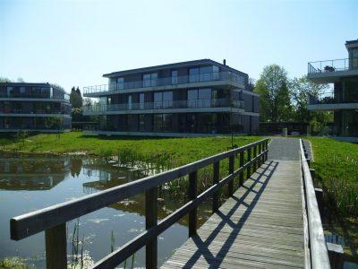 Uniek nieuwbouw appartement in groene omgeving.