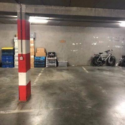 Auto staanplaats TE KOOP nabij Citadelpark