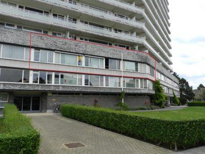 Uitzonderlijk ruim appartement vlakbij station Gent-Sint-Pieters