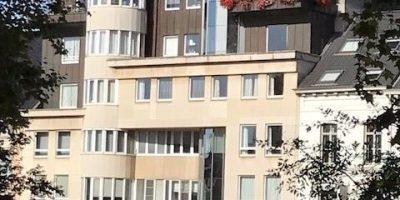 Uniek appartement gelegen op een topligging met frontaal zicht op het Citadelpark