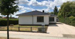 Instapklare bungalow in groene omgeving