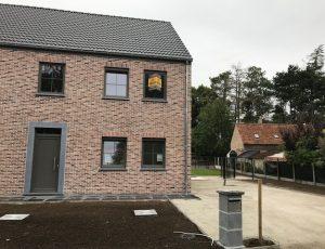 Prachtige nieuwbouwwoning te huur vlakbij centrum Sint-Martens-Latem.